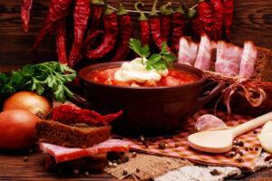 Кубанская кухня и особенности «сытого края»